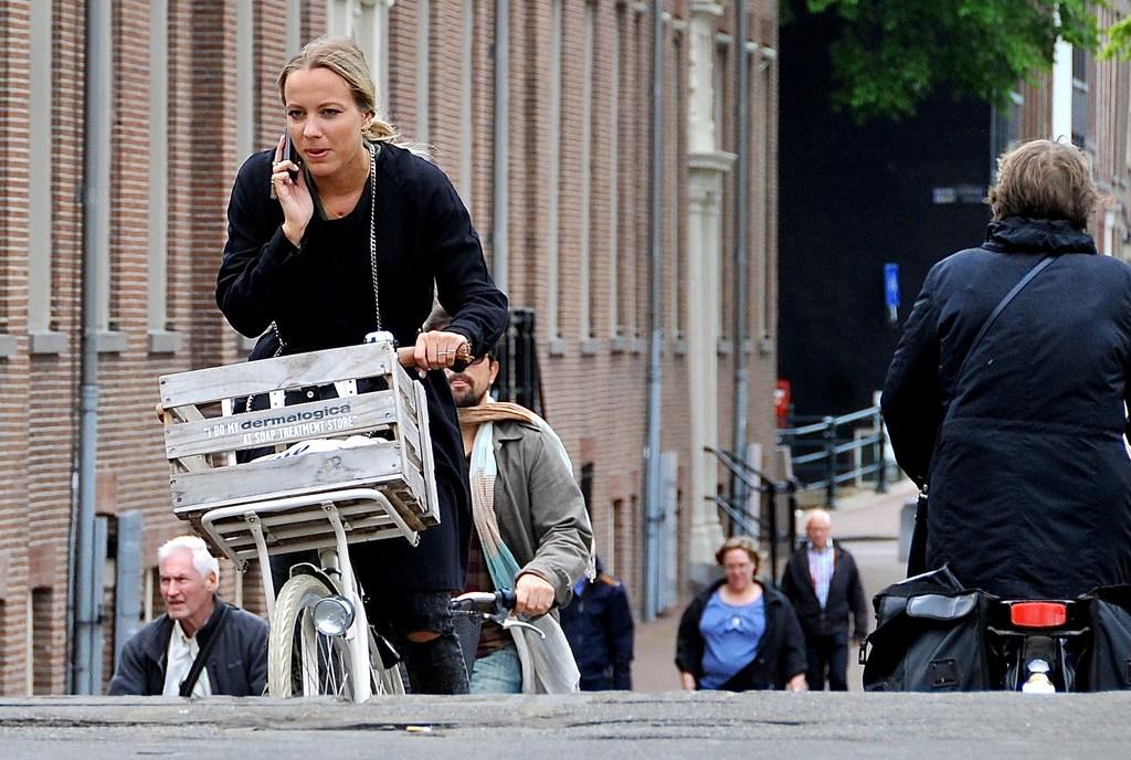 Gazelle Blokkeert Bellen Op De Fiets Elektrischefietstest Nl