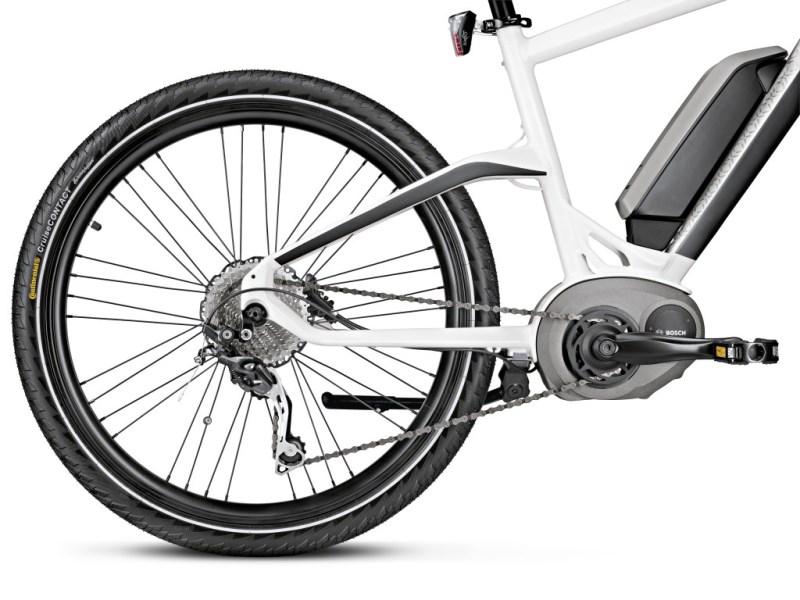 Bmw Cruise E Bike Elektrischefietstest Nl