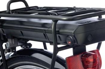 E-bike Accu Elektrische Fiets