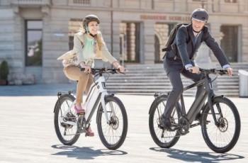 Speed e-bike gebruikers missen auto niet